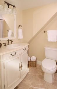 Second floor Guest Bathroom.