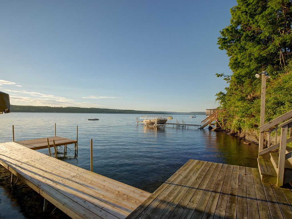 Skaneateles Luxury Vacation Rentals Finger Lakes Vacations