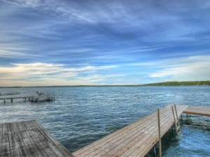 Enjoy the docks on beautiful Skaneateles Lake.
