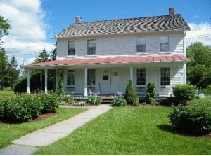 Visit the famous Harriott Tubman house.