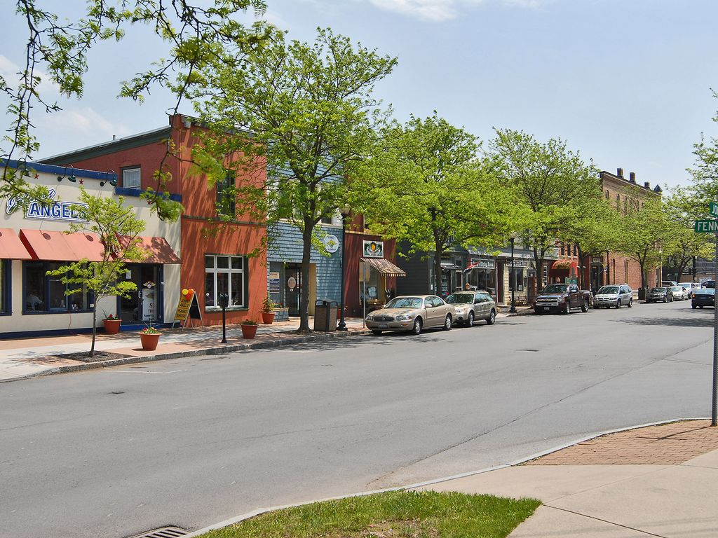 Visit the many shops and eateries in Downtown Skaneateles about one mile away