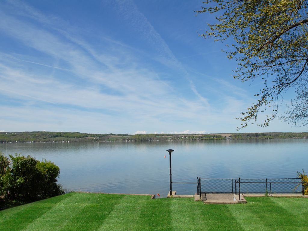 Beautiful view of Owasco Lake