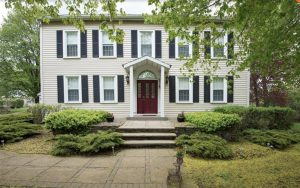 Stately colonial that has been newly renovated top to bottom