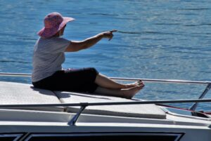 Enjoy a day on the water in the Fingerlakes region