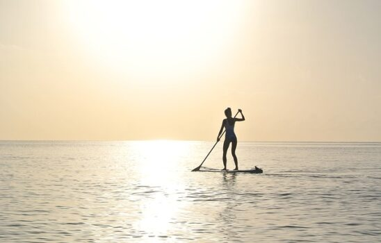 Paddle Board at the Finger Lakes